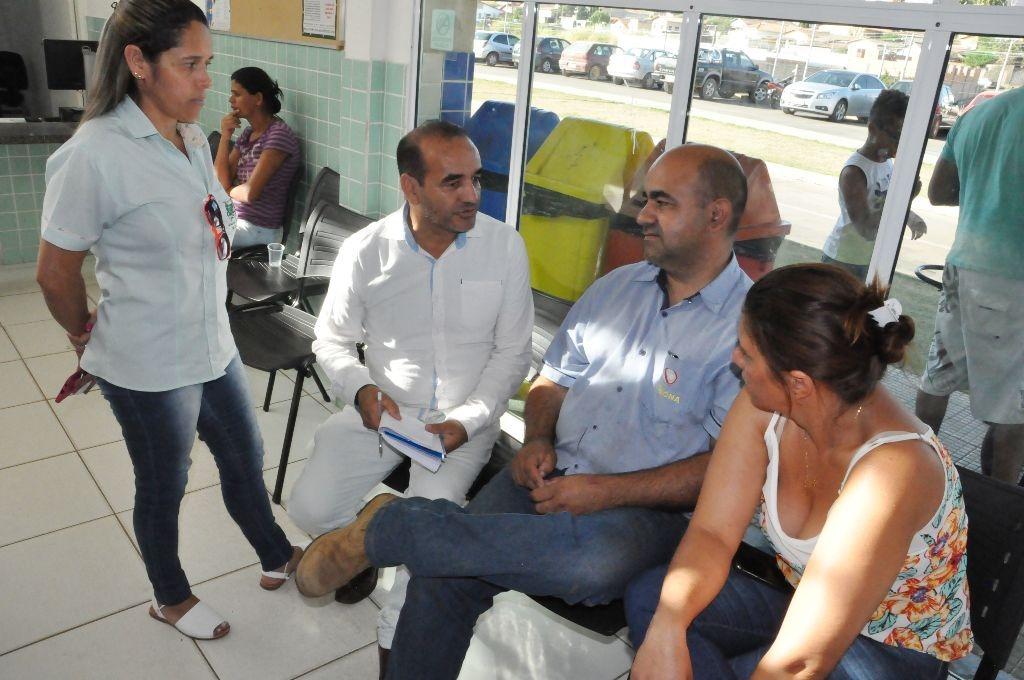 Prefeitura segue pesquisa de acolhimento com pacientes atendidos na UPA
