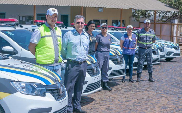Prefeitura investe mais de R$ 600 mil em novas viaturas para Secretaria de Segurança