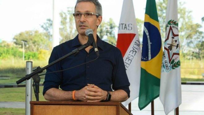 Romeu Zema participa de anúncio de renegociação das dívidas da cafeicultura