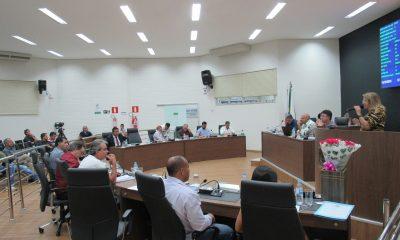 Reunião Ordinária realizada na última terça-feira (15/10)