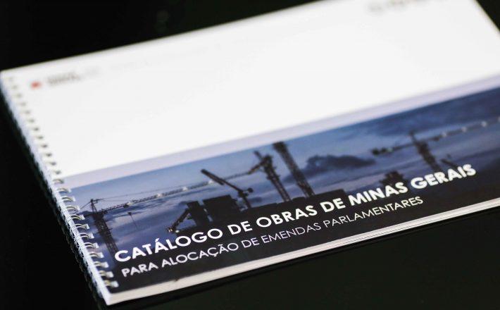 Governador lança Catálogo de Obras, portfólio com 65 intervenções prioritárias para o Estado