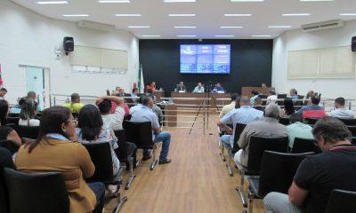Cinco Projetos de Lei foram aprovados em Reunião Ordinária realizada nesta terça-feira (22/10)