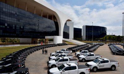 Governo reduz R$ 23,8 milhões da despesa anual com frota de veículos