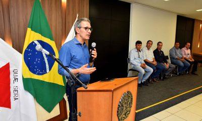Romeu Zema participa do 27º Seminário do Café, no Alto Paranaíba