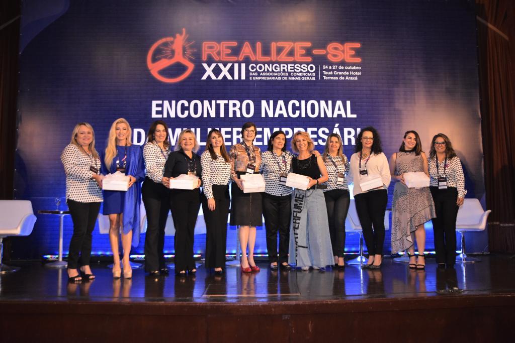 Congresso da Federaminas inspira e revela novo perfil do empreendedorismo feminino