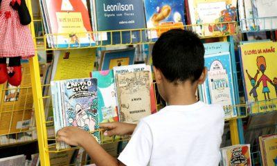 Semana Nacional do Livro e da Biblioteca será comemorada com diversas atividades