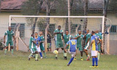 Show de gols na 1ª Copa Municipal de Futebol Master Araxá