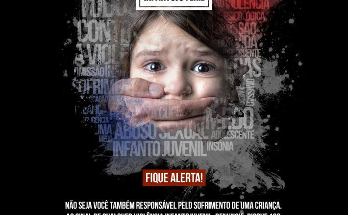 Todos contra a Violência INFANTOJUVENIL