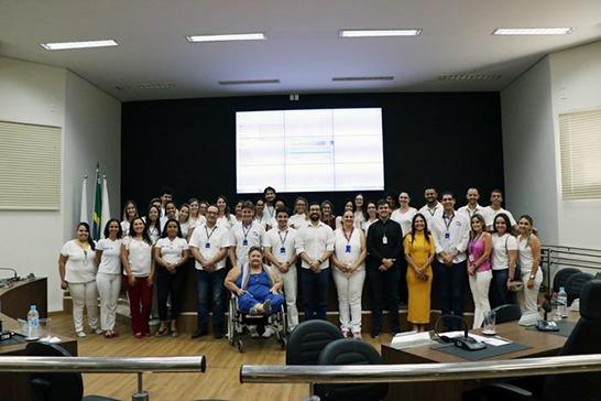 Semana Municipal de Fisioterapia e Terapia Ocupacional é aberta oficialmente no Legislativo