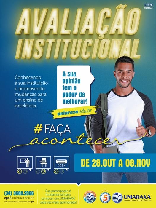 UNIARAXÁ realiza mais um processo Avaliação Institucional