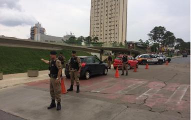 Polícia Militar desencadeia Mega Operação República em todo Estado de Minas Gerais