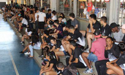 Jogos Dominicanos têm finais de esportes coletivos neste sábado (23)