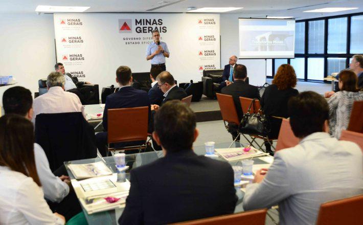 Governador Romeu Zema lança segunda etapa do programa Transforma Minas