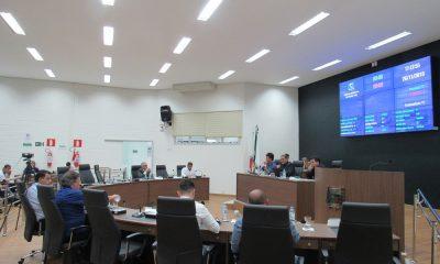 A última Reunião Ordinária do mês de novembro contou com a participação de seis vereadores na tribuna da Casa da Cidadania