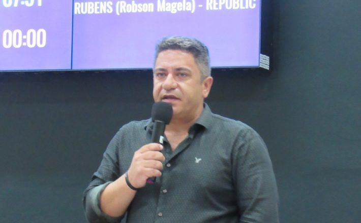 Robson Magela relata problema enfrentado por pacientes oncológicos de Araxá