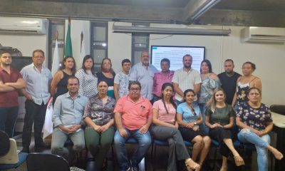 Secretários de Saúde da Macro Triângulo Sul se reúnem em Uberaba