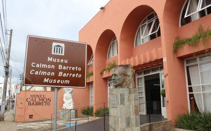 Prefeitura valoriza a história do artista plástico Calmon Barreto