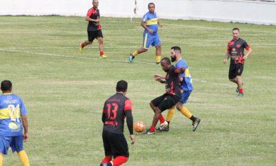 1ª Copa Municipal de Futebol Master terá definição do primeiro finalista nesta quinta