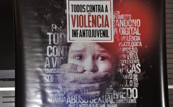 """Prefeitura participa do lançamento da campanha """"Todos Contra a Violência Infantojuvenil"""""""