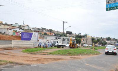 Prefeitura faz recomposição estrutural nas vias impactadas pelo viaduto da Rua Uberaba