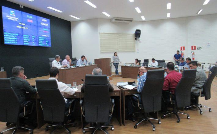 Dois Projetos que dispõe sobre denominação de Via Pública foram aprovados em Reunião Ordinária (31/10/2019)