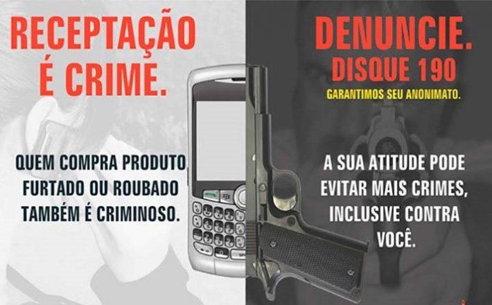 PM prende autora de receptação em Araxá/MG. Leia essa e outras ocorrências do final de semana em Araxá e Região