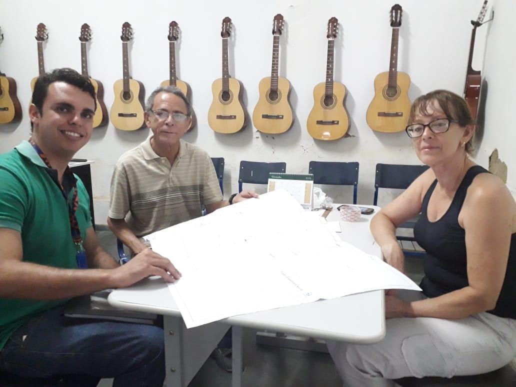 Engenharia também contribui com o Programa UNIARAXÁ Promovendo Saúde!