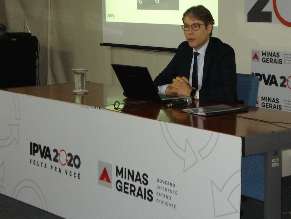 Pagamento do IPVA 2020 começa em 13 de janeiro