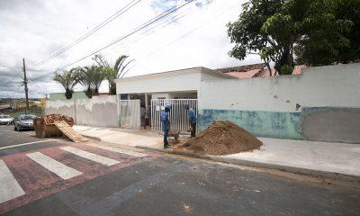 Prefeitura investe na reforma do Cemei Magdalena Lemos e da Escola Auxiliadora Paiva