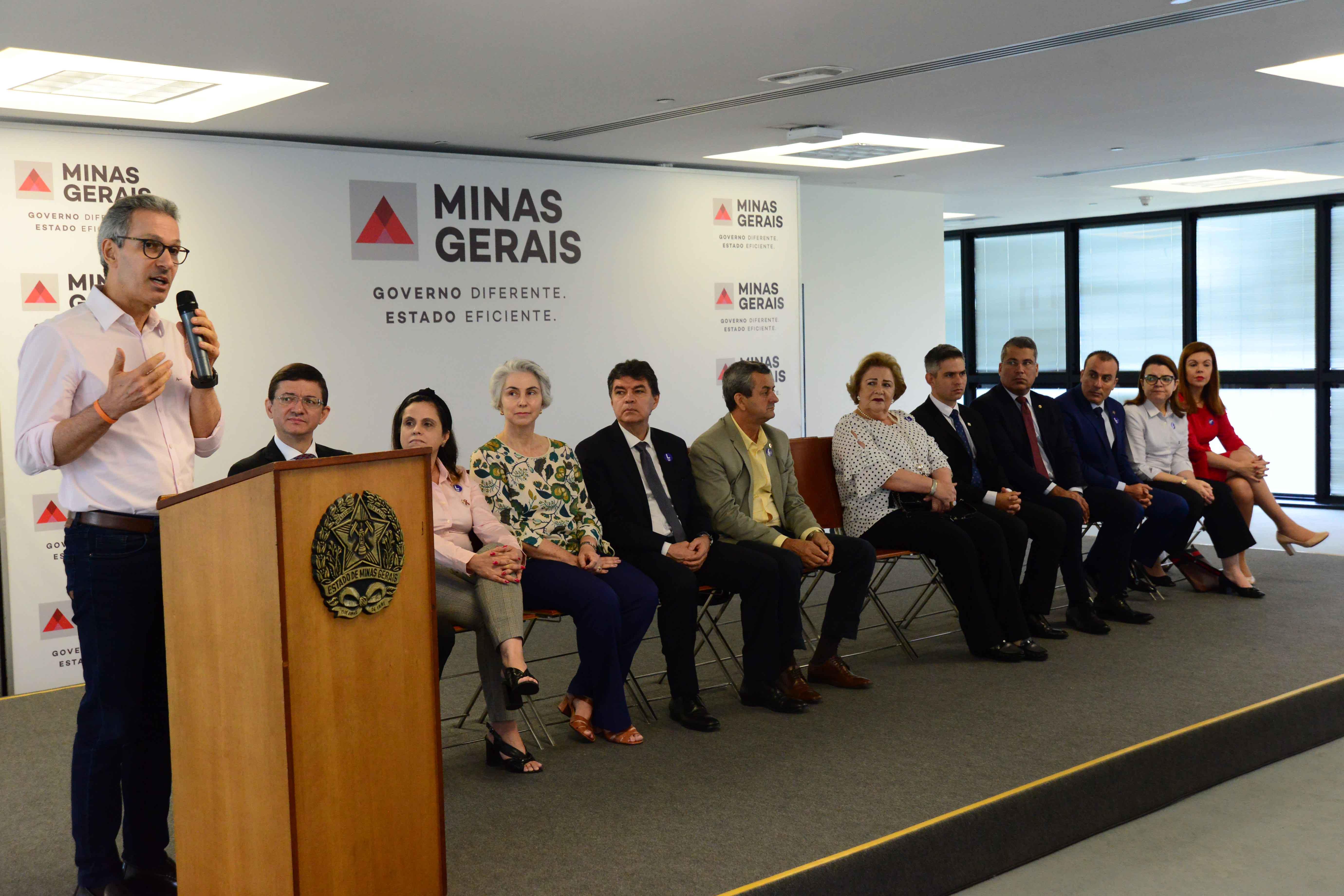 Governador Romeu Zema lança programa de conversão de multas em serviços ambientais