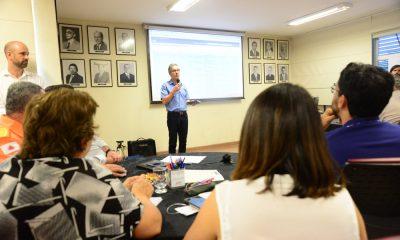 Romeu Zema acompanha os trabalhos do novo módulo do Plano de Desenvolvimento de Lideranças