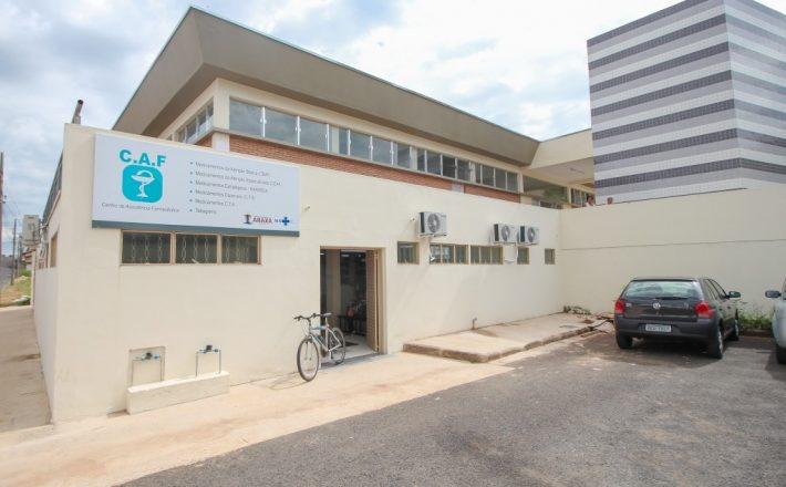 Prefeitura incentiva doação de remédios para o projeto Farmácia Solidária