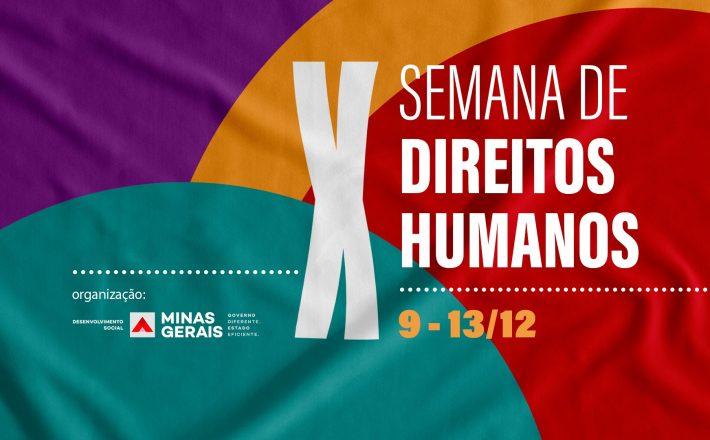 Governo do Estado promove 10ª Semana de Direitos Humanos