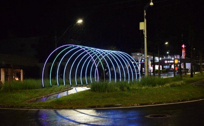 Caminhos de Luz: projeções na Matriz de São Domingos são espetáculos imperdíveis