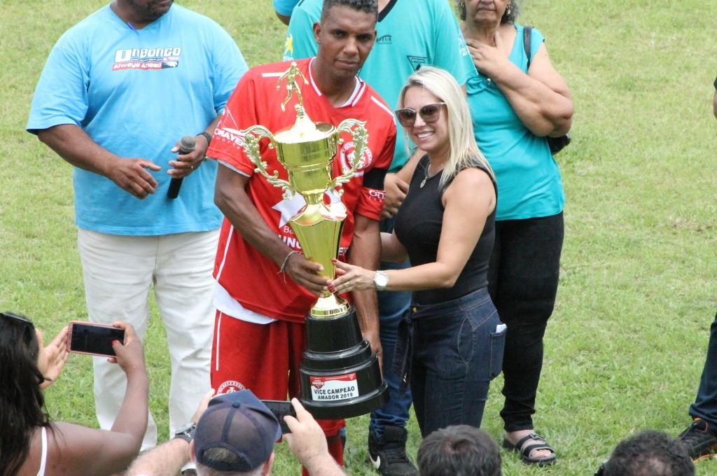 Prefeitura incentiva a prática do futebol amador em Araxá