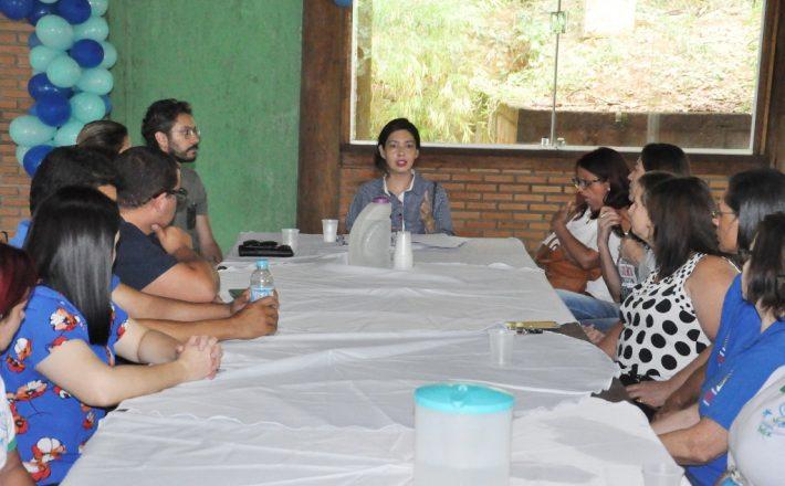 Com apoio da Prefeitura, reunião sobre o Programa Criança Feliz é realizada em Araxá