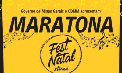 Samba Quente, Ludy & Miller e 100% Caipira: FestNatal Araxá terá mais de 30 atrações no fim de semana