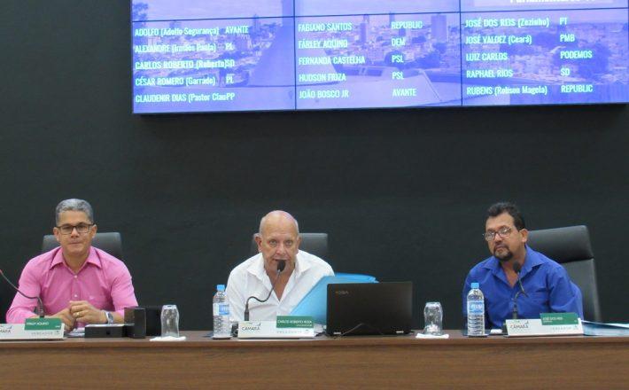 Aprovado Projeto de Lei, em Reunião Ordinária realizada nessa terça-feira (17/12)