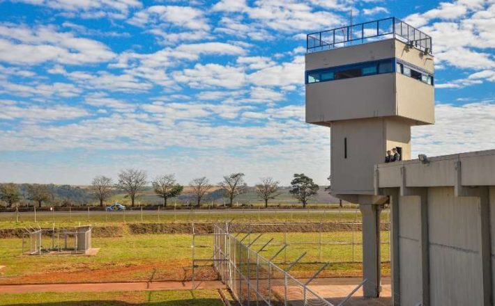 Governo autoriza concurso público para 309 vagas do Departamento Penitenciário