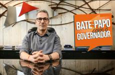 Bate-Papo com o governador – Infraestrutura