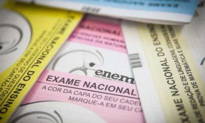ENEM: MEC vai rever correção do primeiro dia de provas