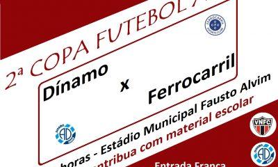 Copa Futebol Araxá começa neste domingo, 19