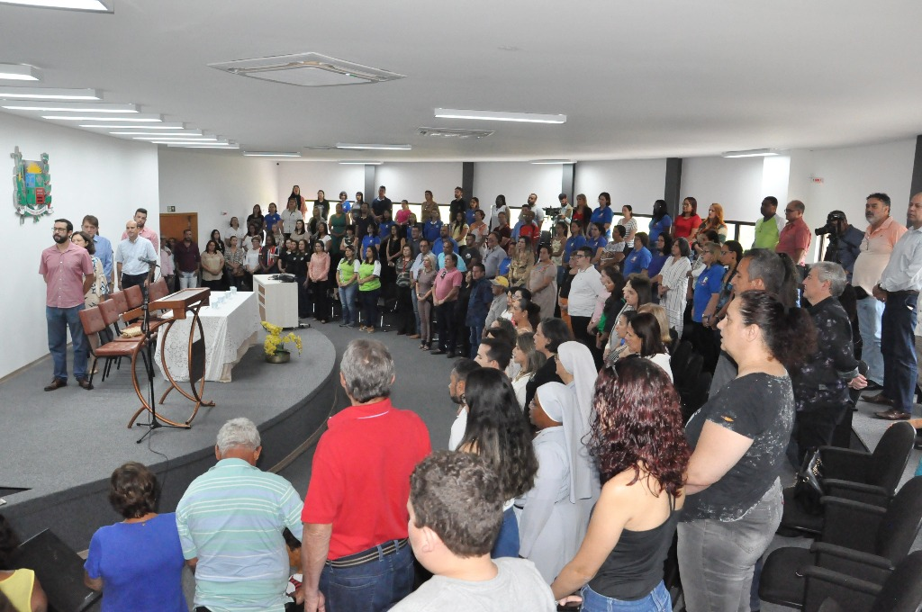 Prefeitura promove solenidade de posse das novas Conselheiras Tutelares de Araxá