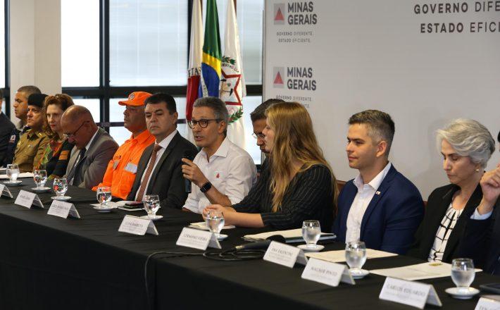 Governo de Minas completa um ano de apoio às vítimas e de ações de reparação após rompimento de barragem da Vale em Brumadinho