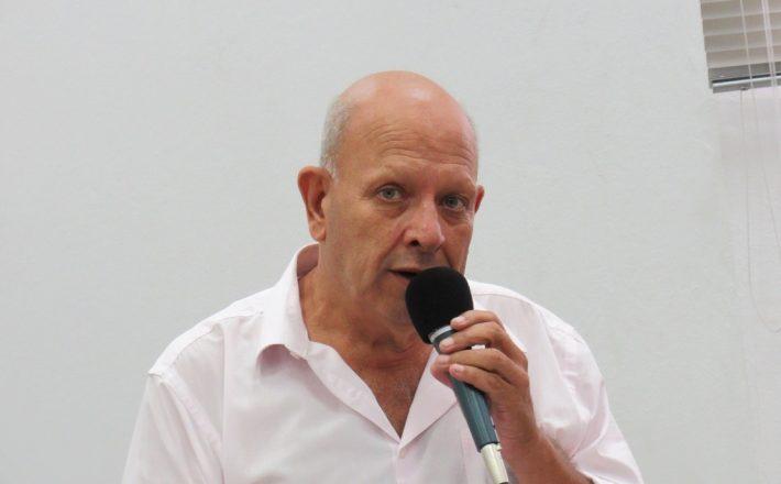 Roberto do Sindicato fala sobre devolução de recursos ao Município