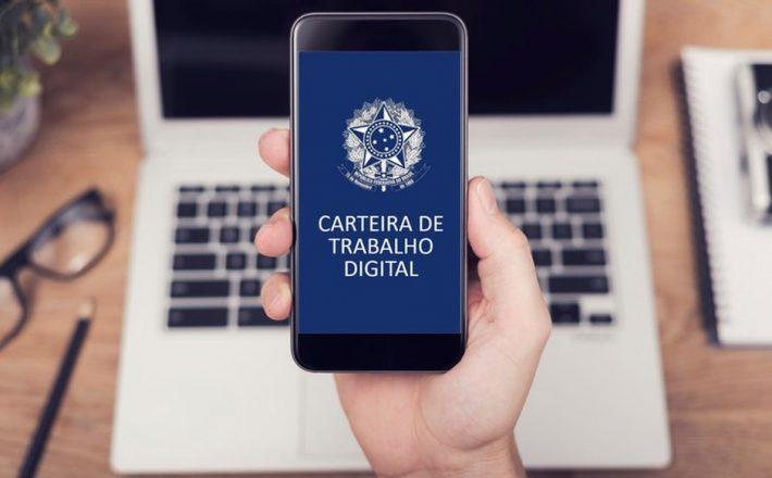 Governo de Minas apresenta Carteira de Trabalho Digital