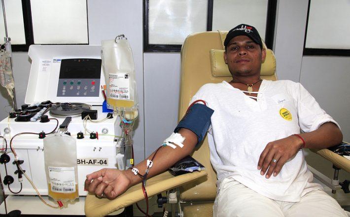 Hemominas esclarece mitos e verdades sobre doação de sangue