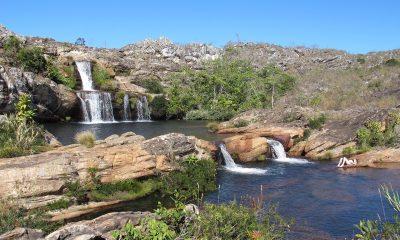 Natureza é boa opção nas férias em Minas