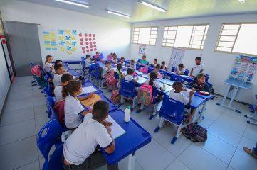 Volta às aulas em Araxá