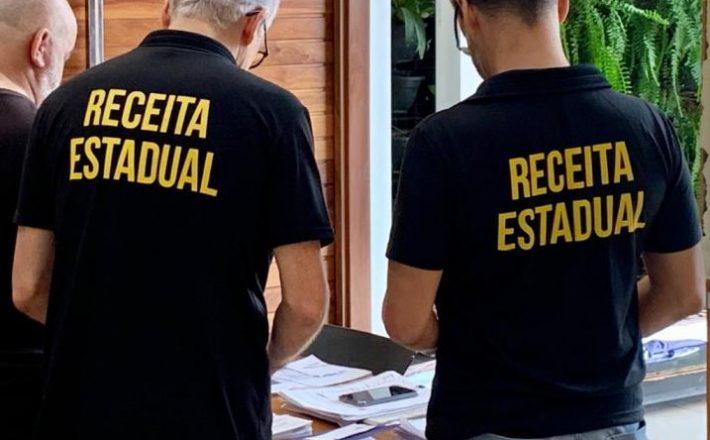 Receita Estadual faz operação de combate à sonegação fiscal em 47 municípios